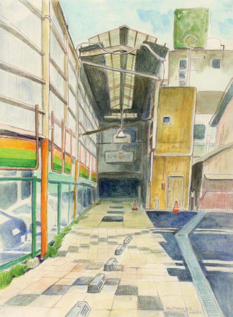 桜井市商店街