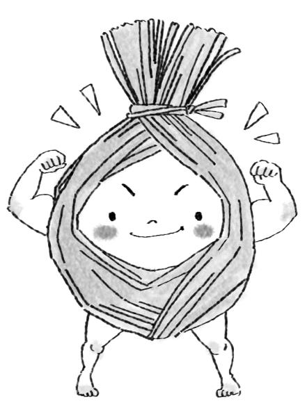 納豆 キャラクター ちゃぐりん